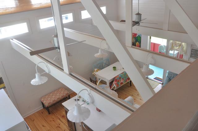 Ceiling - Living Room