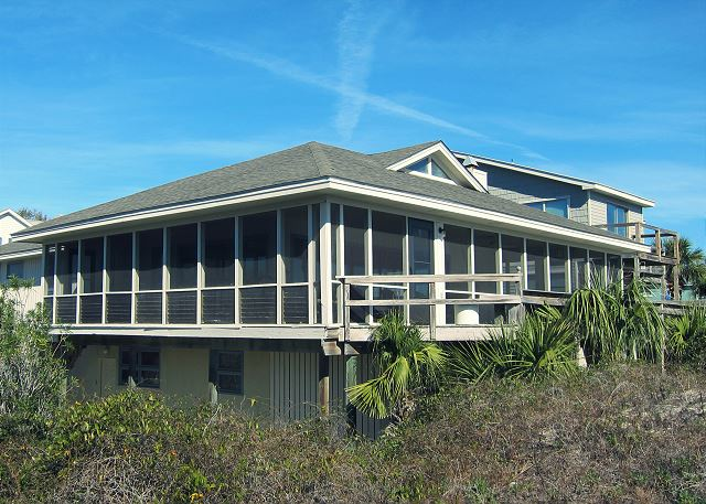 Oceanfront Vacation Rental