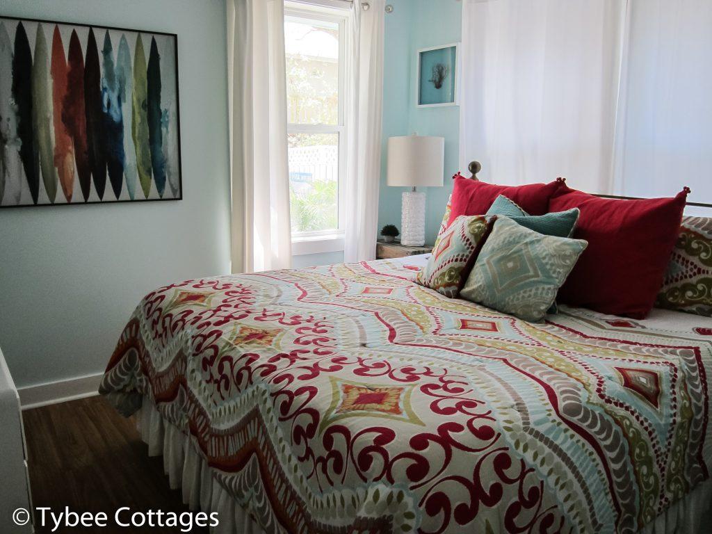 Coral Cottage - King Bedroom