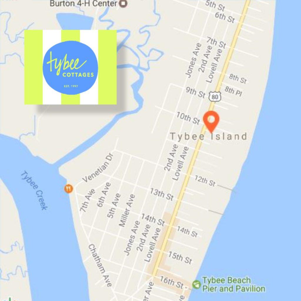 Island Dog Map